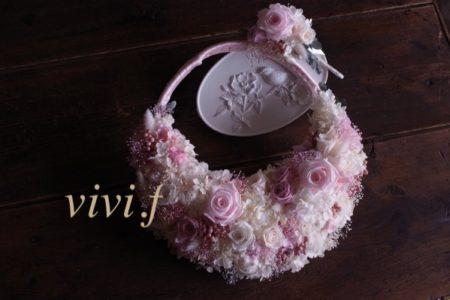 wreath wedding bouquet