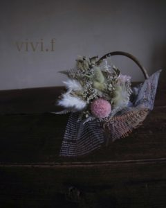 プリザーブド花束