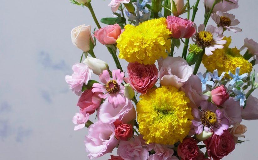 オーバルvivi.f北九州フラワーアレンジメント